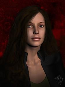 Portrait Sam (Kruento)