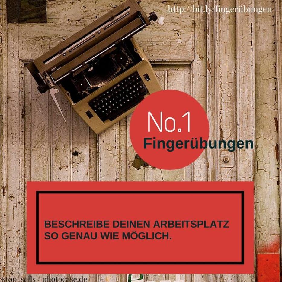 Fingeruebung1