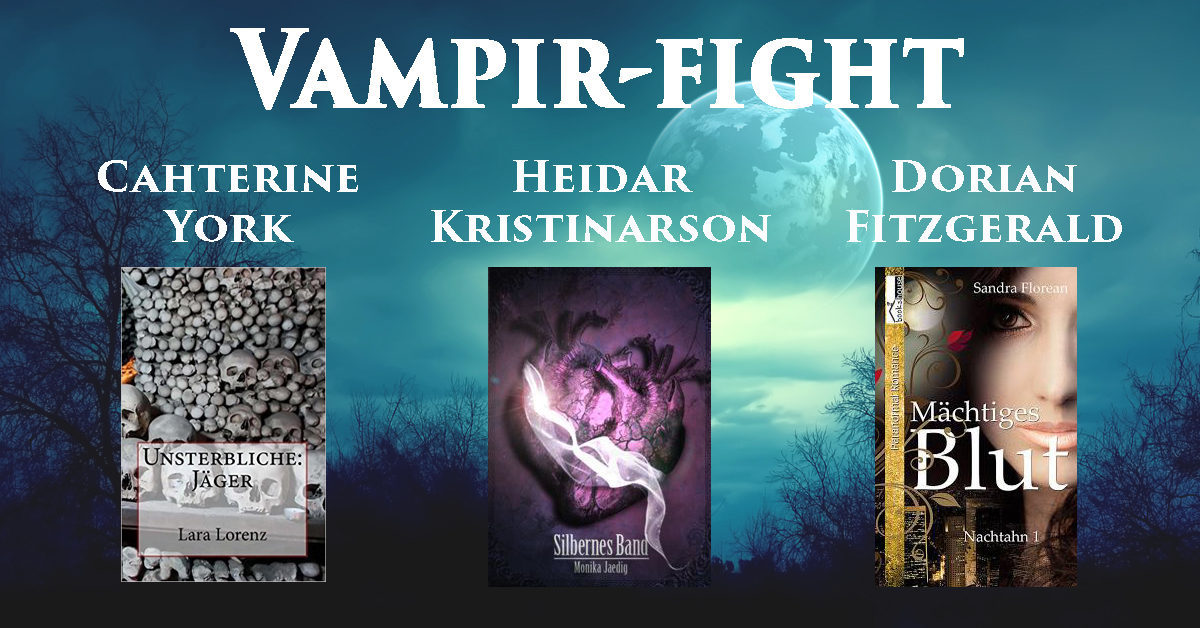 Vampir-Fight: Lara Lorenz vs Monika Jeadig vs Sandra Florean