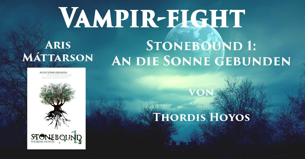 """Buchvorstellung """"Stonebound"""" von Thordis Hoyos"""