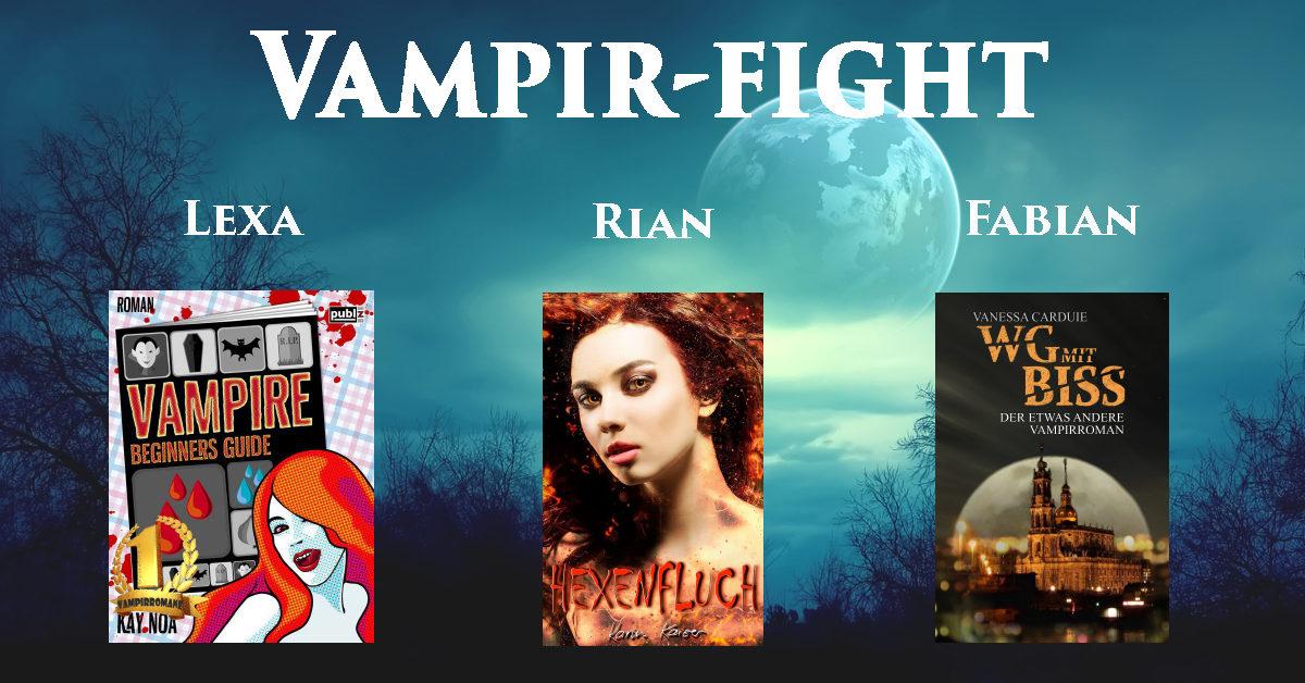 Vampir Fight: Kay Noa vs Karin Kaiser vs Vanessa Carduie