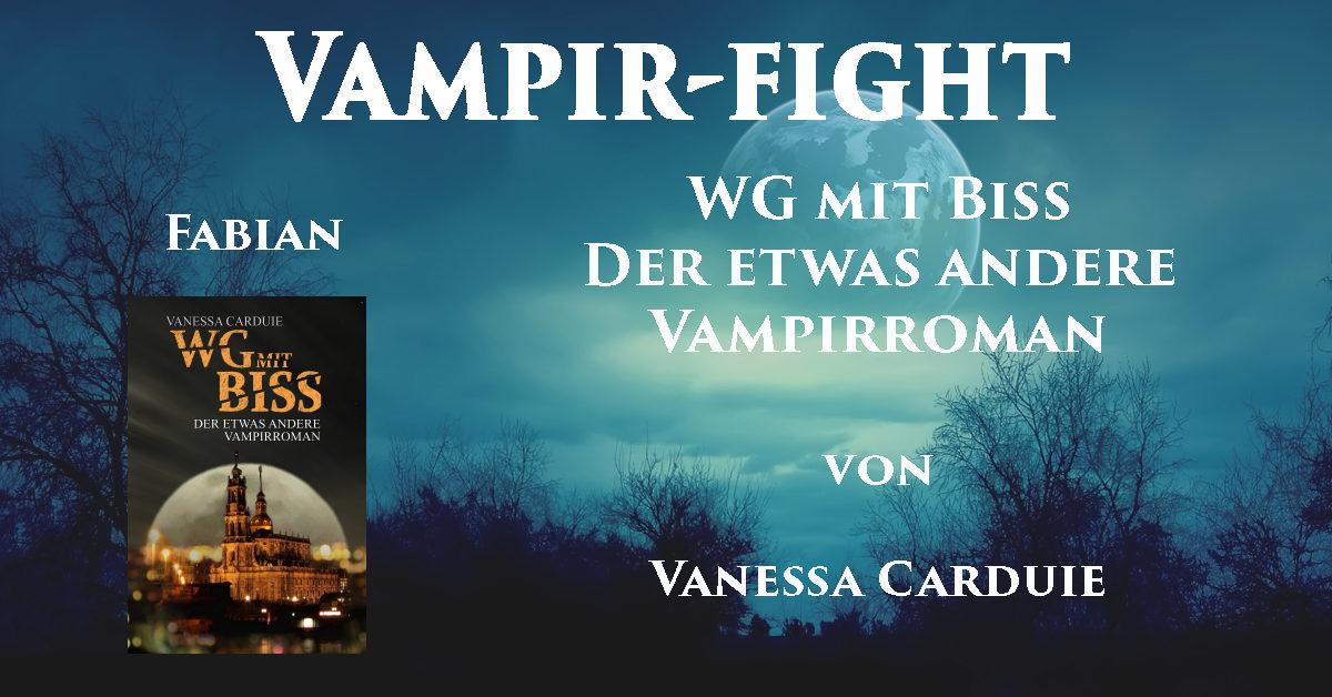 """Buchvorstellung """"WG mit Biss"""" von Vanessa Carduie"""