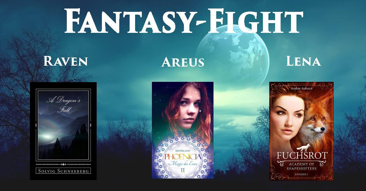 Fantasy Fight: Solvig Schneeberg vs Kristina Licht vs Amber Auburn