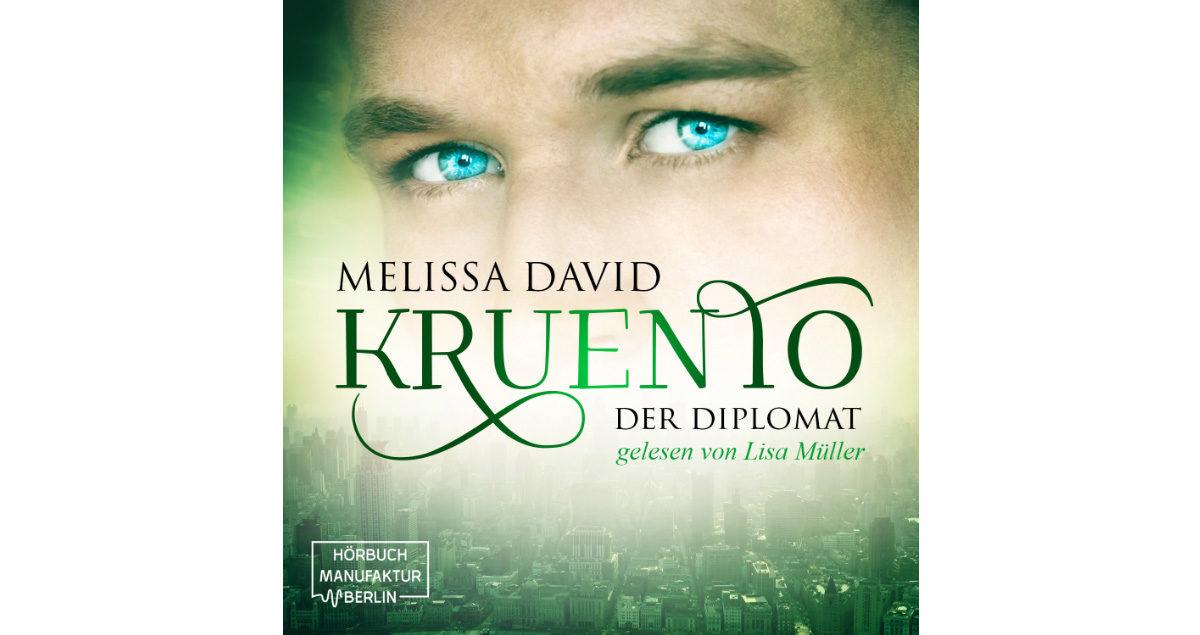 Kruento – Der Diplomat als Hörbuch