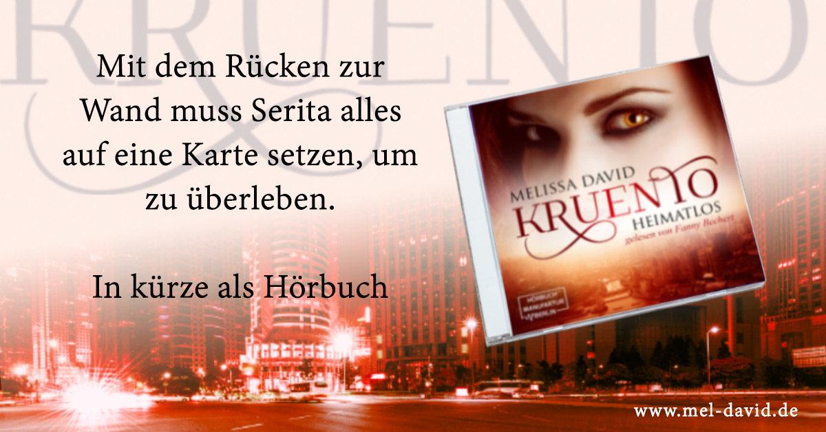 Neuigkeiten: Hörbuch Kruento – Heimatlos