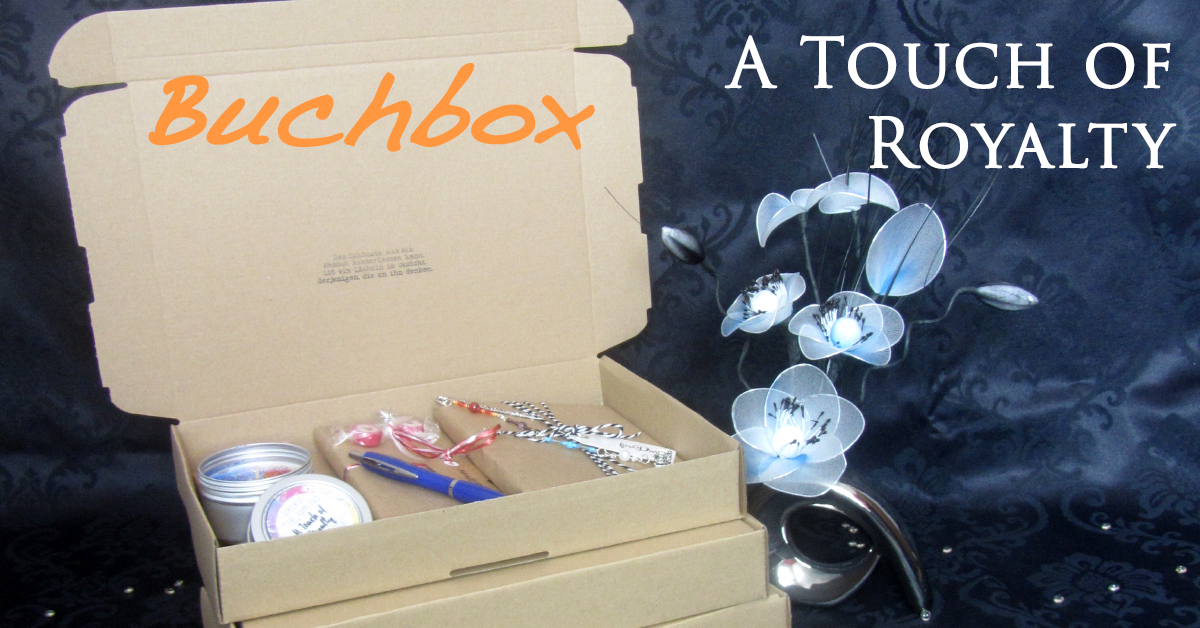 A Touch of Royalty Buchbox
