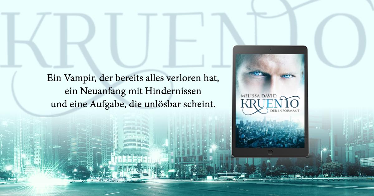 Neuerscheinung: Kruento – Der Informant